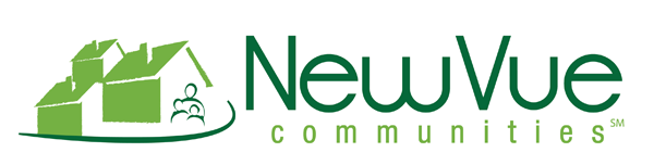 NewVue logo